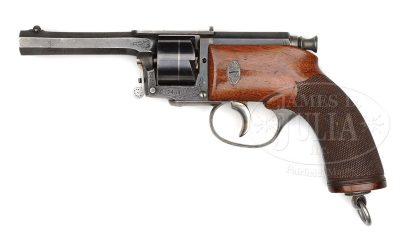 Wheelgun Wednesday: A Striker Fired Revolver From The Past – Meet the Kufahl