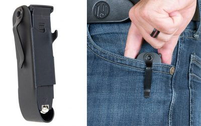 Carry a Spare Mag in Plain Sight With the SnagMag Magazine Holster