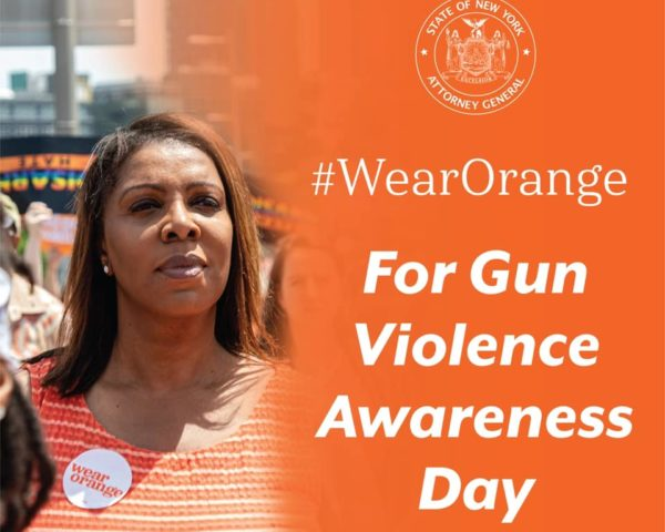 """We see what New York Attorney General Letitia James' real motives are. This motion seeks to protect NRA members from the damage caused by """"leaders"""" whose actions have given her a chance to destroy it all. (New York State Attorney General/Facebook)"""