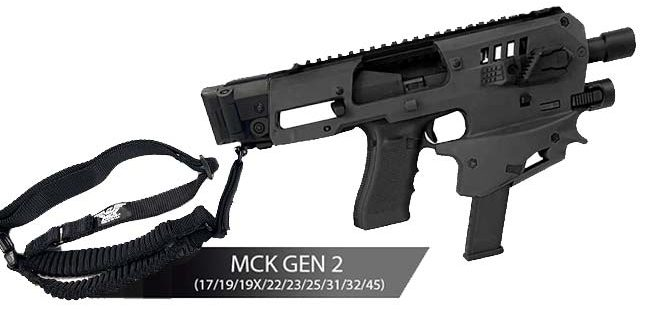 New Compact MCK TAC Introduced by CAA - The Most compact MCK Yet