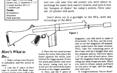 Activist Judge Sets Course to 'Terminate' Semiautomatic Firearms