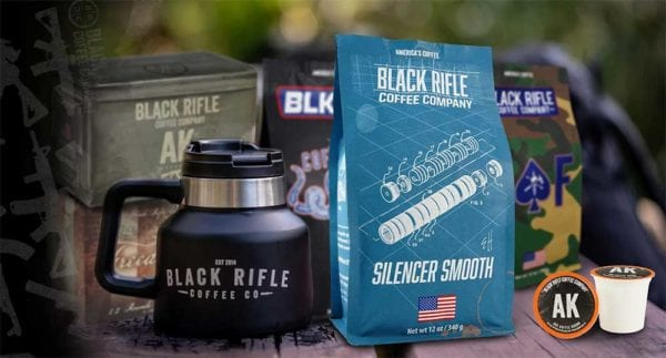 Black Rifle Coffee Co. Painted as Anti-Customer by NYT Magazine