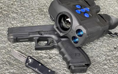 POTD: Glock 17 with Shield Red Dot & Pulsar Accolade 2 XP50 Pro Thermal