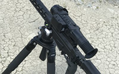POTD: Ruger Precision Rifle & Blaser with Pulsar Thermal Sights