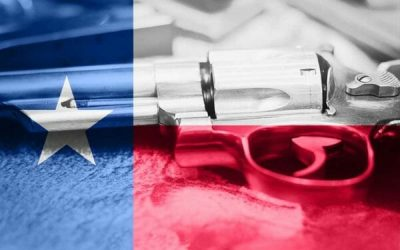 Texas Silencer Law, NFA, No Commandeering, Commerce Clause, Test Case