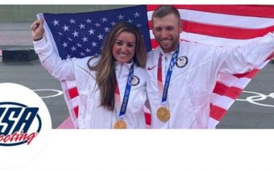 U.S. Lawshield Is Proud To Partner With USA Shooting As Team Competes In Tokyo