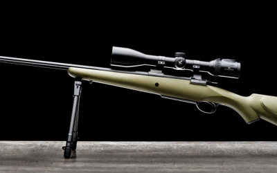 Westley Richards Synthetic All Weather Mountain Rifle