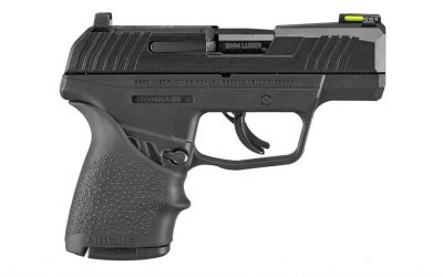 Ruger Hogue Max-9 Micro Compact Combines Dependability with Comfort