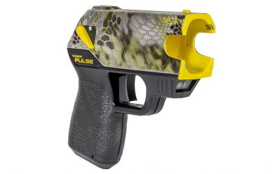 Taser Pulse Kryptec Edition: Less Lethal Option Now in Altitude Camo
