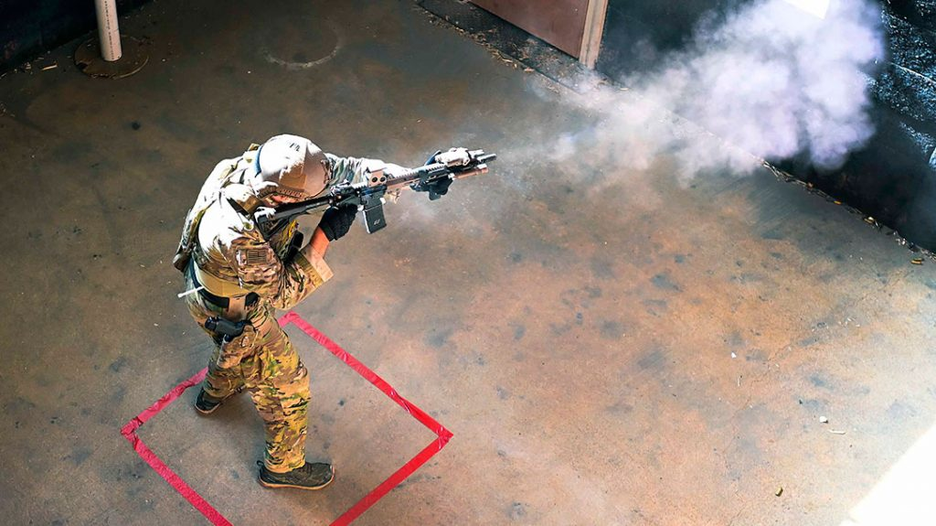 Combat Shooting and Tactics is an important part of any military and law enforcement training regimen.