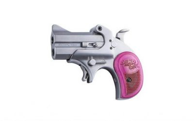 Bond Arms Momma Bear and Girl Mini Allow You To Carry Like a Woman