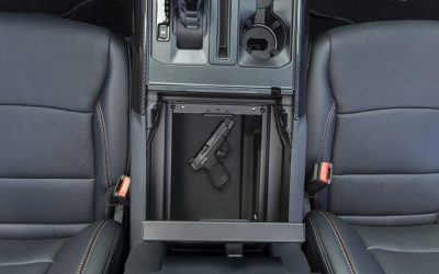 The Ford F-150 Console Safe is the Latest Vehicle Safe from Tuffy Security