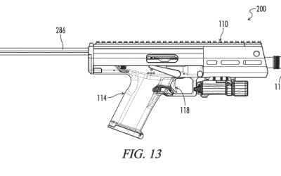 An MP7-Style PDW in 300 BLK? A Crye Patent Suggests So!