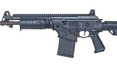 IWI Announces New ACE-N 52 Rifle
