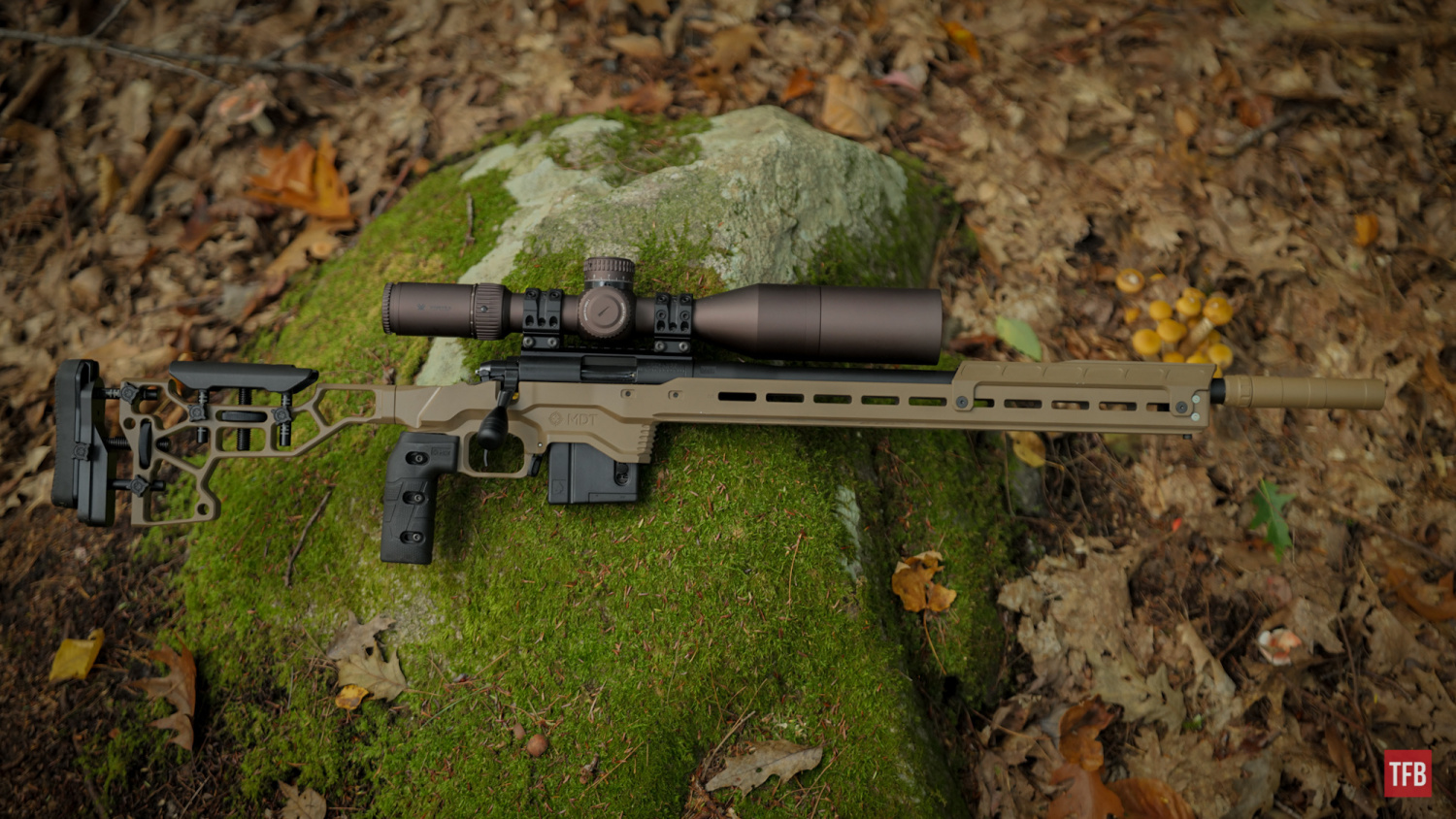 SILENCER SATURDAY #197: Quiet Carry - Rugged Mustang22
